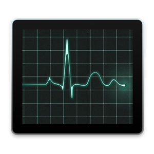 macOS Activity Monitor App Icon