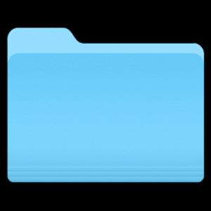 macOS Default Folder Icon