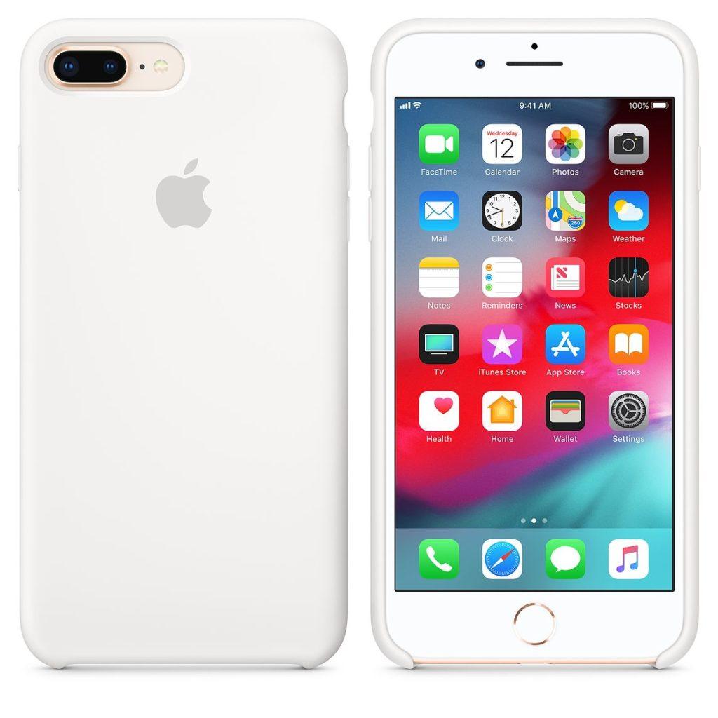 iPhone 7 8 Plus Silicone Case