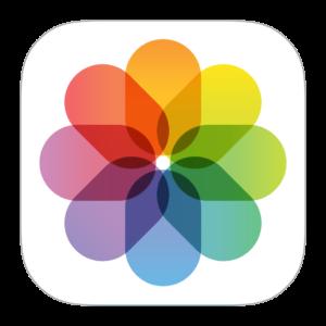 iOS Photos Application Icon