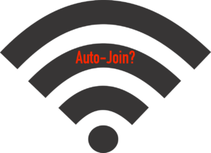 Auto-Join Wi-Fi?