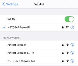Home Wi-Fi Setup