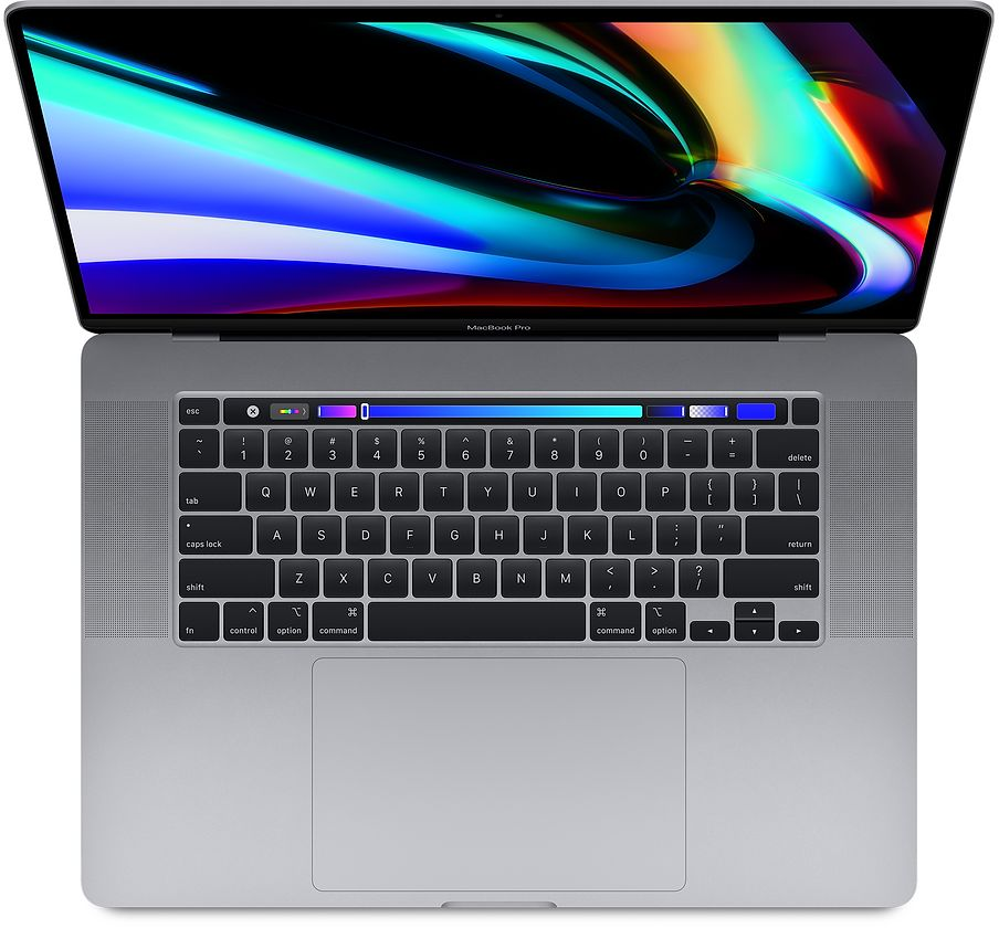 MacBook Pro 16 with Touch Bar