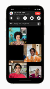 Read more about the article New FaceTime Features in iOS 15