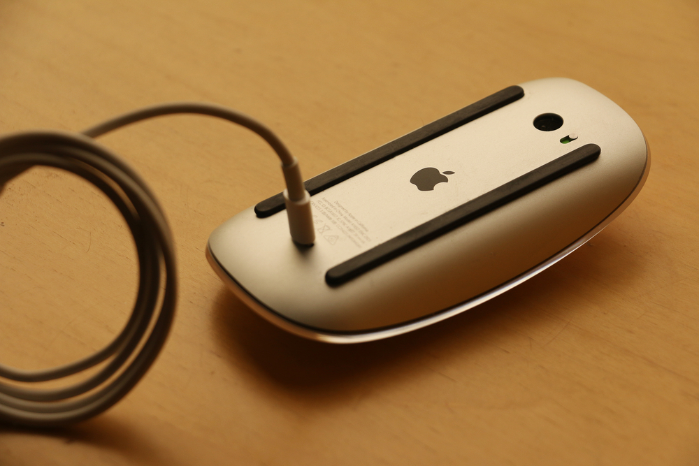 Apple Magic Mouse Charging